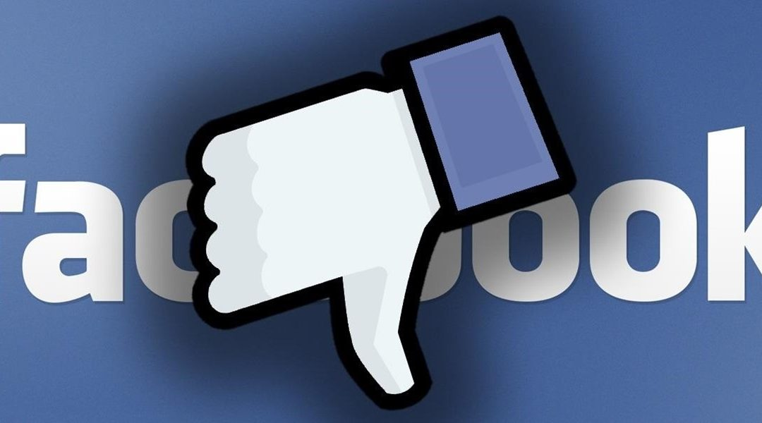 Facebook Page Verification – FAIL